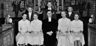 Konfirmation 1956