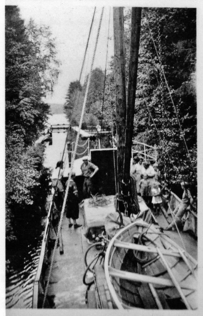 Ramona 1945 Strömmen