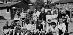 Fengersfors skola 1985