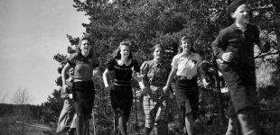 Riksmarschen 1941 i Fengersfors