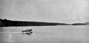 Sjöflygplan på Ärran