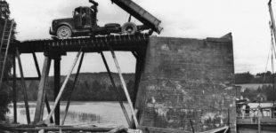 Olyckan vid Fecka 1952