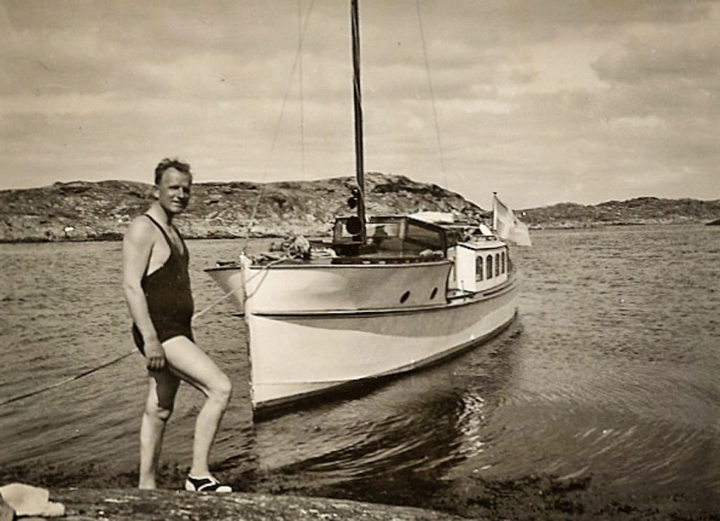 Najaden Styrsö 1934-2