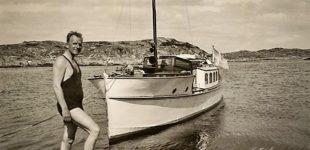 Salongsbåten Najaden