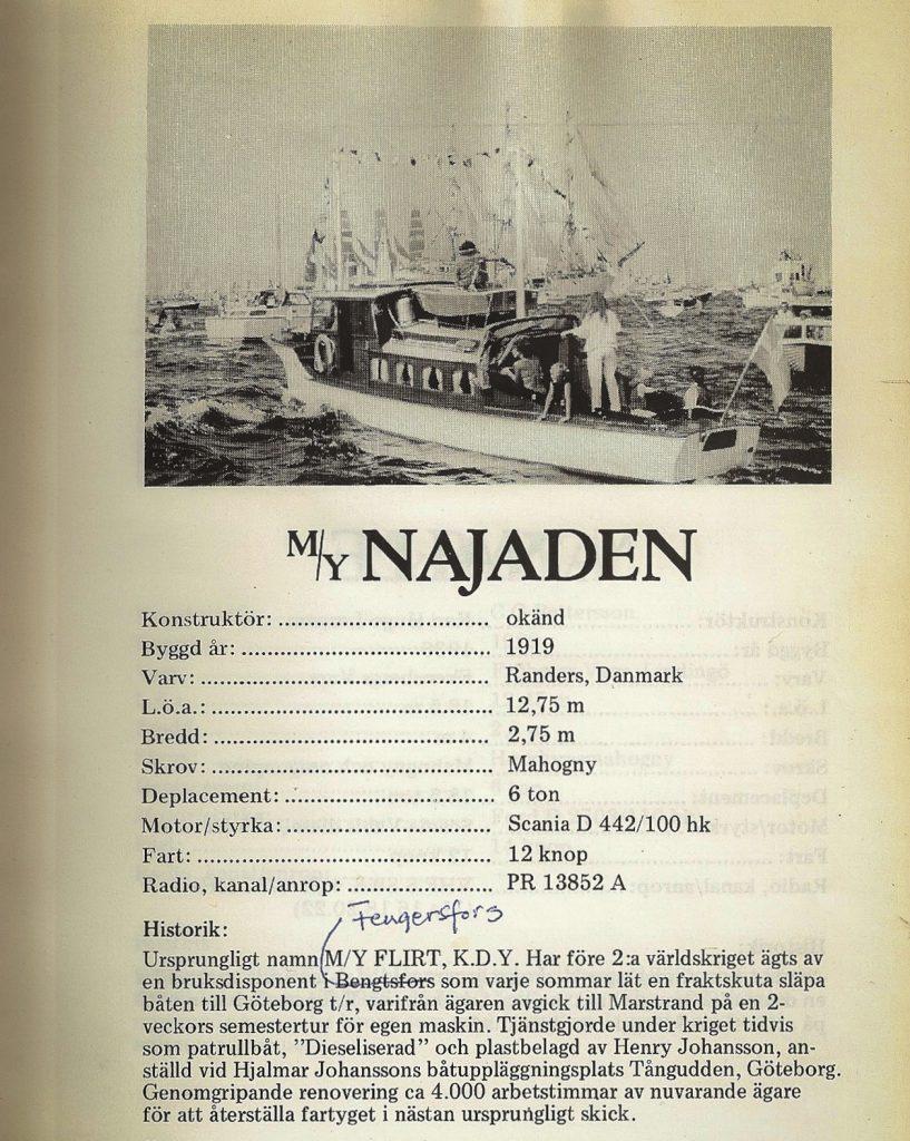 Najaden som medlem i MYS (Motor Yacht Society)-2