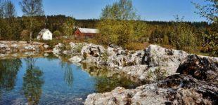 Dammen vid Rävsalen