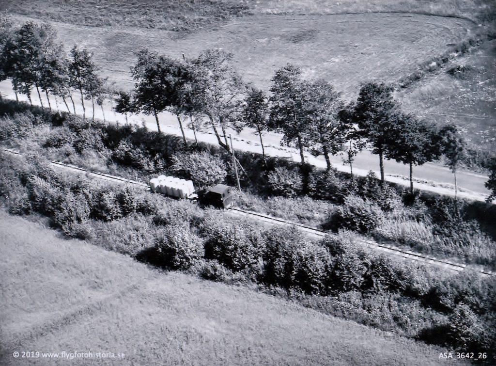 Tåget Fröskog 50tal