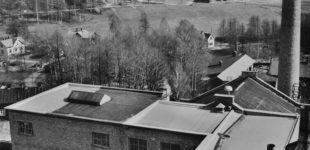 Från fabrikstaket 1949