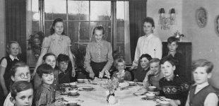 Tyska krigsbarn i Fengersfors