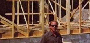Husbygge i Tranerud