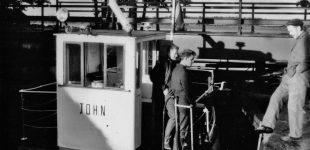 Båten John 1963