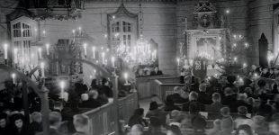 Fröskogs kyrka 1942