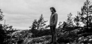 Utsikt från Bläsen 1971